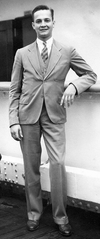 Young John Templeton