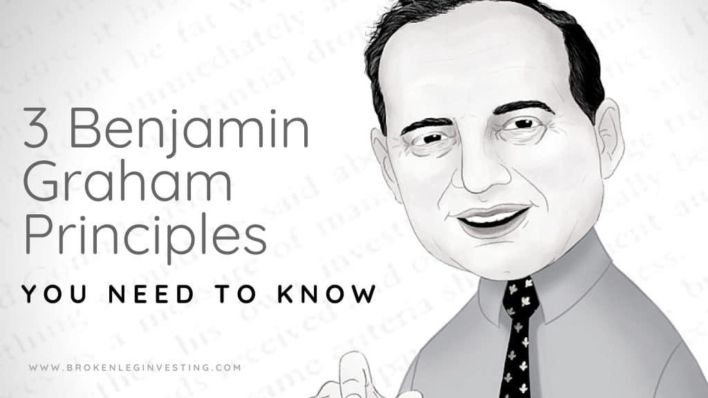 Benjamin Graham Principles
