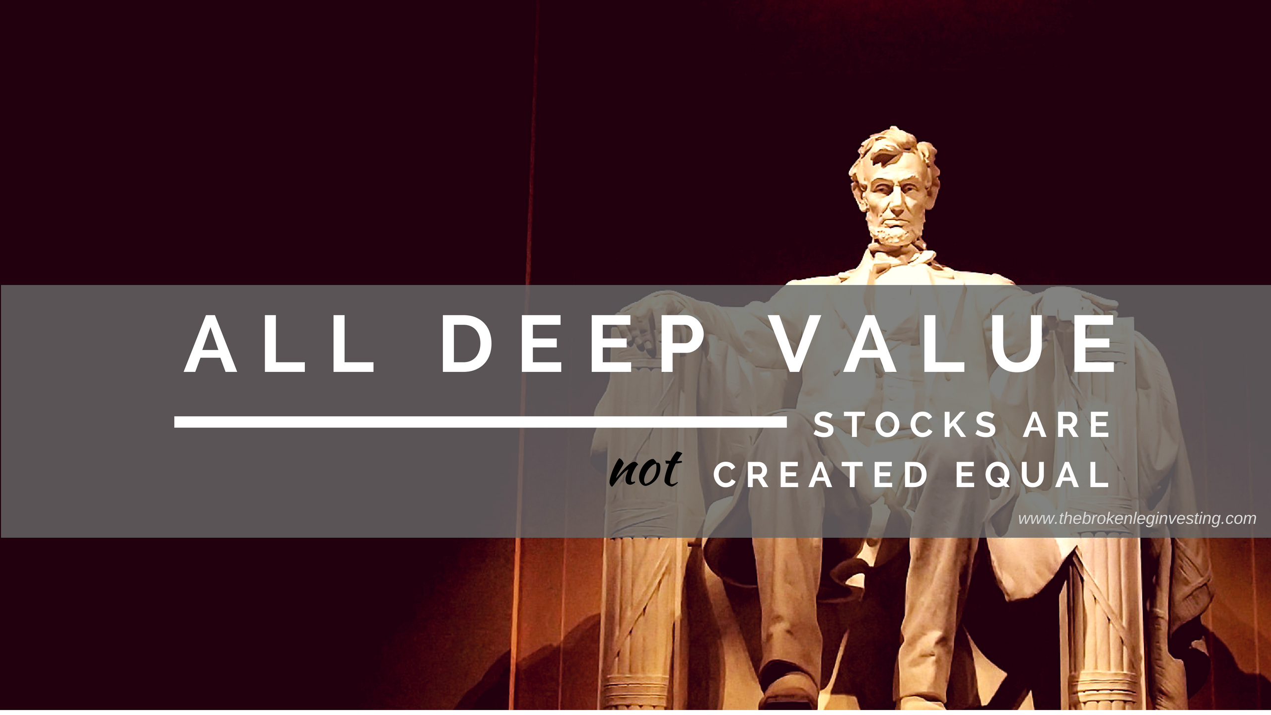 deep value funds