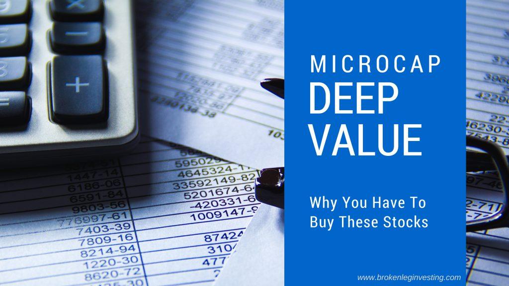 microcap deep value