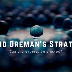 David Dreman's strategy