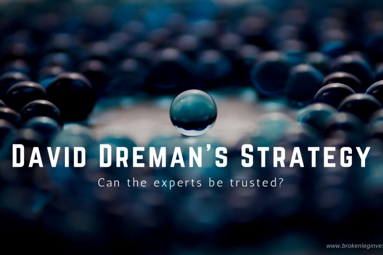 David Dreman's Strategy: Can The Experts Be Trusted?
