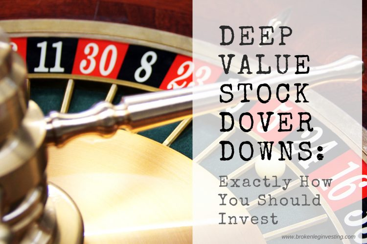 Deep Value Stock Dover Downs: Exactly How You Should Invest