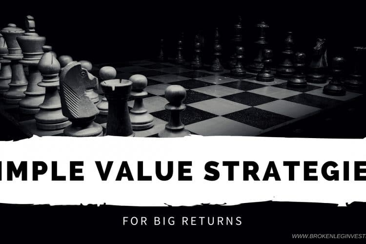 Simple Value Strategies For Big Returns