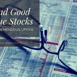 good value stocks