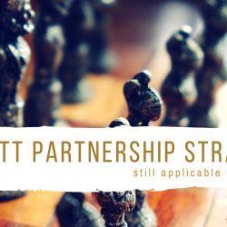 Buffett partnership strategy