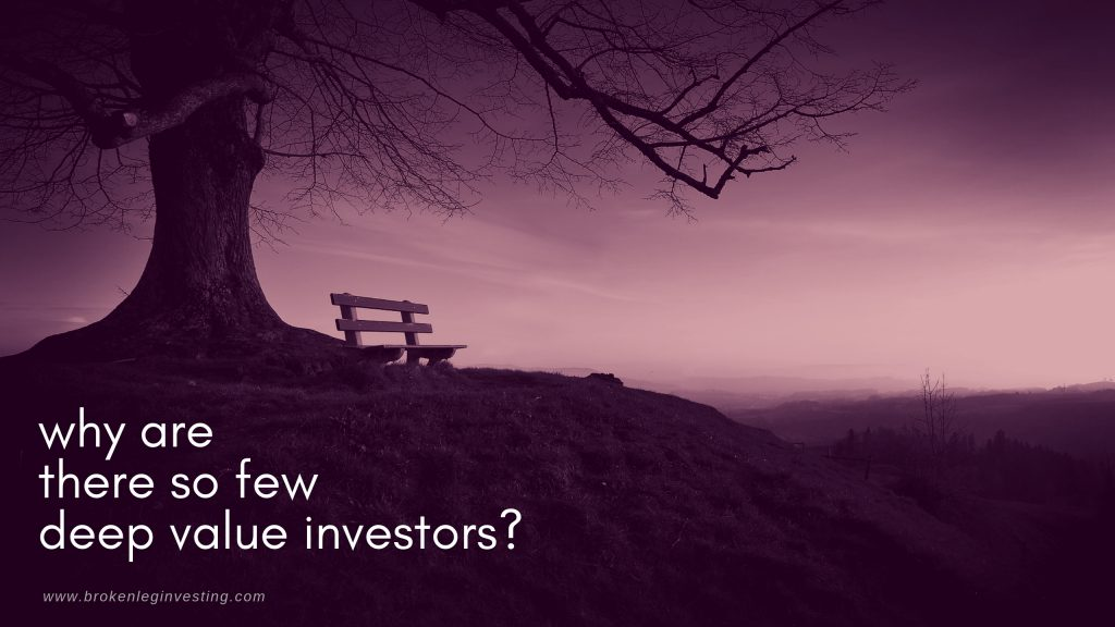 deep value investors
