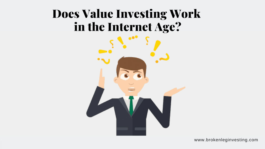 does value investing still works?