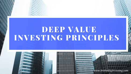 Essential Deep Value Investing Principles You Must Know