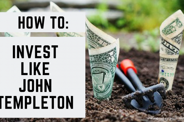 How To Invest Like John Templeton