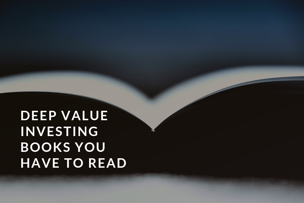 Deep Value Investing Books