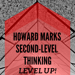 Howard Marks second-level thinking